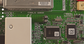 ONE2ID barcode labels voor PCB