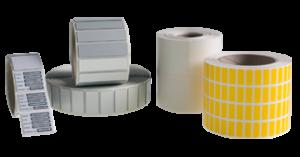 ONE2ID etiketten elektrische componenten