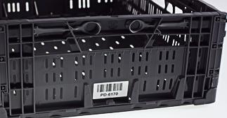 ONE2ID kratlabel inventarisbeheer