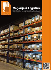 ONE2ID Brochure etiketten Magazijn & Logistiek