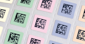 ONE2ID kapton etiketten PCB printplaat