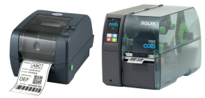 ONE2ID thermal transfer printers