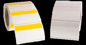 ONE2ID etiketten met laminaat kabellabels