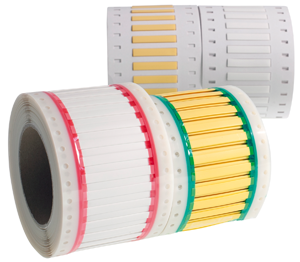 ONE2ID labels voor draad en kabel
