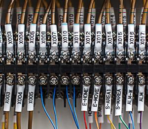 ONE2ID kabellabels en draadcodering
