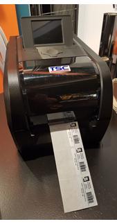 ONE2ID zelf etiketten printen TSC printer
