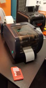 ONE2ID TSC thermal transfer printer