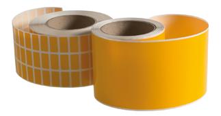 ONE2ID vinyl etiketten producten kabels draden machines elektronica
