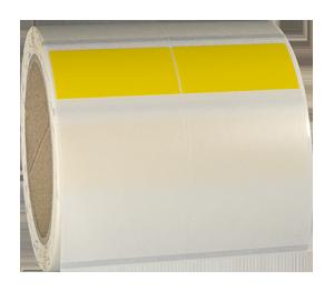 ONE2ID zelflaminerende etiketten kabellabels draadcodering 50x95mm