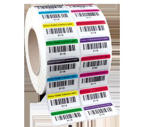 ONE2ID etiketten magazijn inventarisbeheer