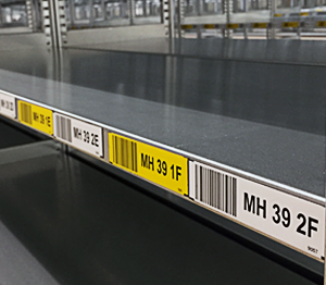 ONE2ID etiketten magneetlabels pickstelling magazijn locatielabels