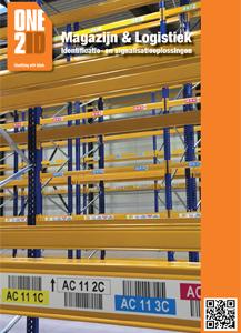ONE2ID Brochure Magazijn & Logistiek locatielabels etiketten en borden