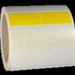ONE2ID draadcodering vinyl etiket