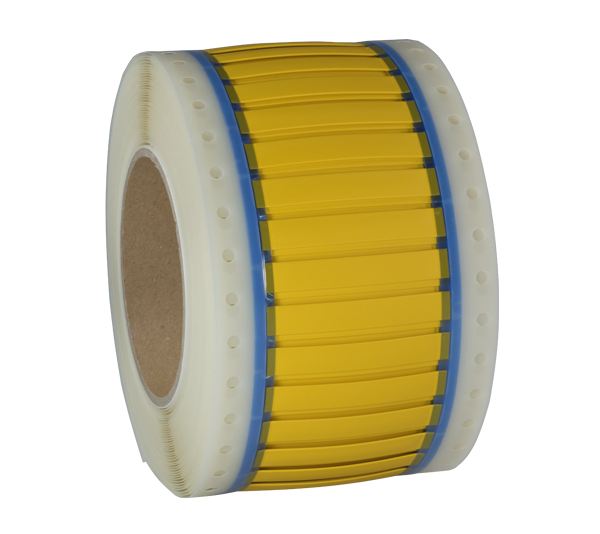 ONE2ID krimpkousen Tyco draden kabels