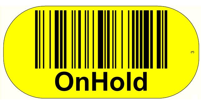 ONE2ID vloerlabel magazijnvloer bulklocatie