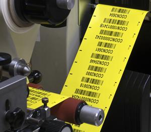 ONE2ID etiketten met barcode magazijn scannen
