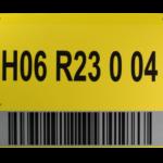 ONE2ID locatieborden magazijn met barcode scannen