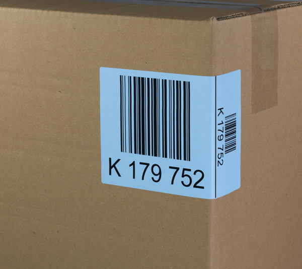 ONE2ID papieren dozen pallet labels magazokm