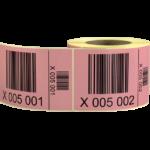 ONE2ID magazijn pallet dozen LPN labels