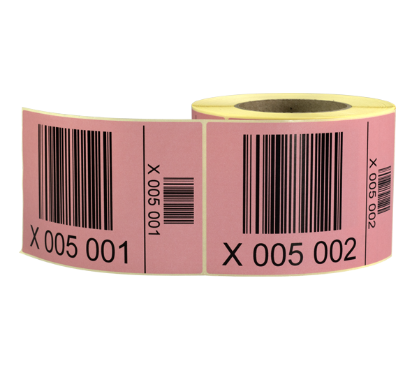 ONE2ID magazijn pallet dozen LPN labels