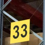 ONE2ID locatiebord gangpad magazijnborden