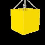 ONE2ID magazijnbord kubus bulklocatie
