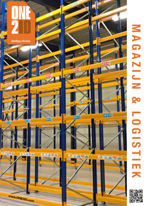 ONE2ID magazijnlabels barcode labels locatieborden