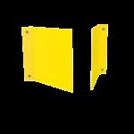ONE2ID magazijnborden stelling gangpad