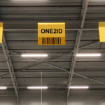 ONE2ID magazijnbord clip-on bulklocatie