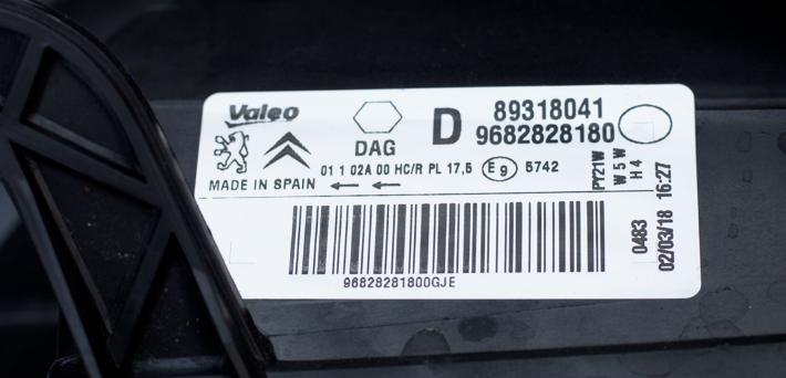 hittebestendige etiketten staal metaal printplaten pcb