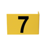 ONE2ID gangpad bord L-bord magazijn