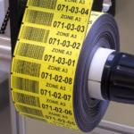 ONE2ID locatiestickers magazijn magneten