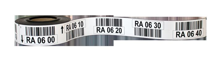 ONE2ID magneten magazijn labels magnetische etiketten
