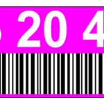 ONE2ID stellinglabels magazijn met kleur