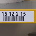 ONE2ID stellinglabels magazijnlabels kleurcodering barcode