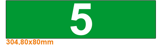 ONE2ID warehouse labels bulk storage