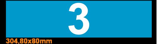 ONE2ID etiketten palletstellingen magazijn