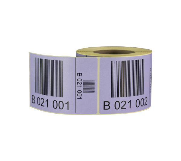 ONE2ID pallet id LPN labels serial numbers barcodes