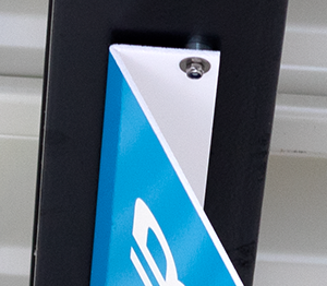 ONE2ID Magazijnborden magneet diepvriescel koelmagazijn