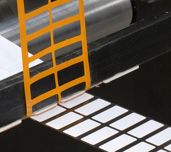 ONE2ID Polyimide kapton labels hittebestendig halogeenvrij PCB