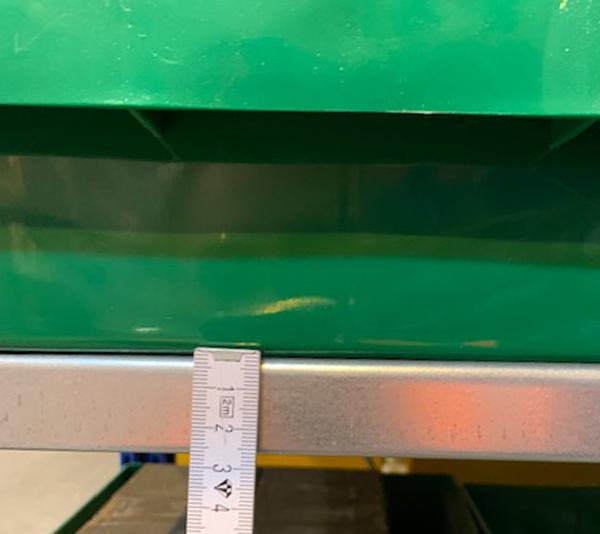 ONE2ID Etiketten legbordstellingen order picken