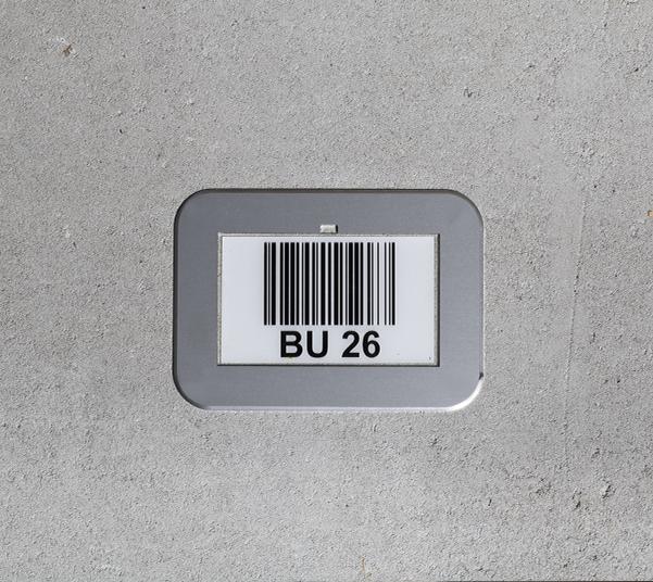 ONE2ID Vloerframe vloermarkering magazijnvloer