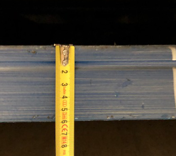 ONE2ID Beam warehouse barcode labels