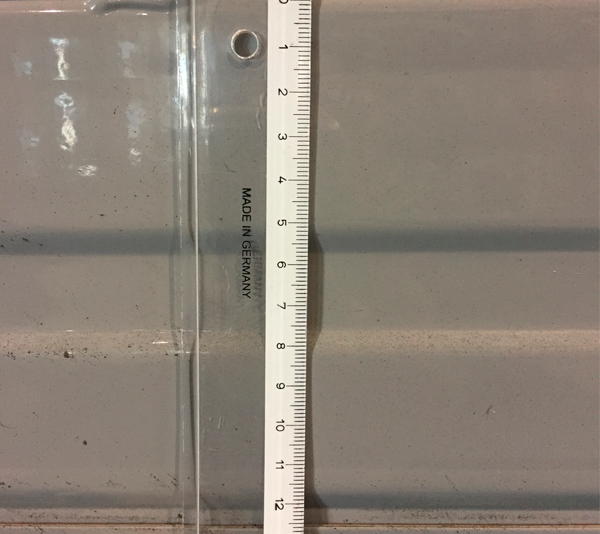ONE2ID Beams and uprights warehouse labels