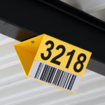 ONE2ID Bulk storage signs warehouse signs long range scanning
