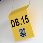 ONE2ID Magaijnborden bulk opslag plafond scannen