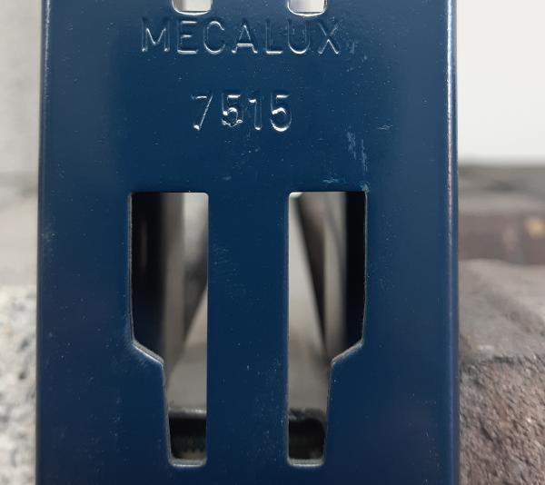 ONE2ID Staander magazijnstelling gangpadborden barcode labels