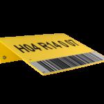 ONE2ID Warehouse bulk storage sign long range scanning