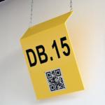 ONE2ID Warehouse signs bulk storage inbound long range scanning