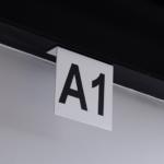 ONE2ID Magazijnborden L-bord bulklocatie